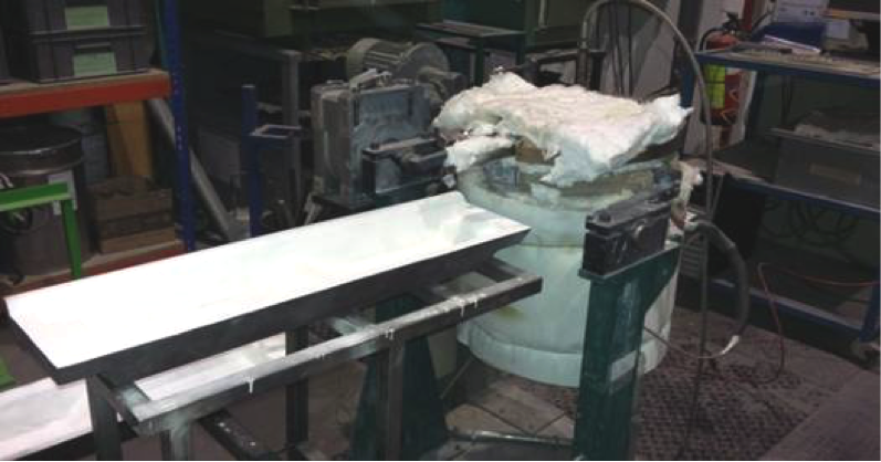 WP2 – Magnesium Test Unit Prototype Manufacturing