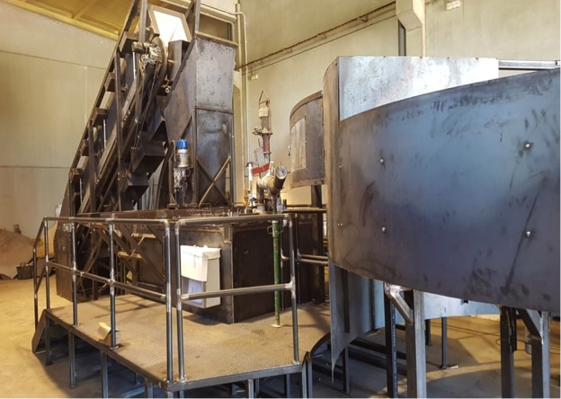 WP4 – Validation of the New Recycling Plant