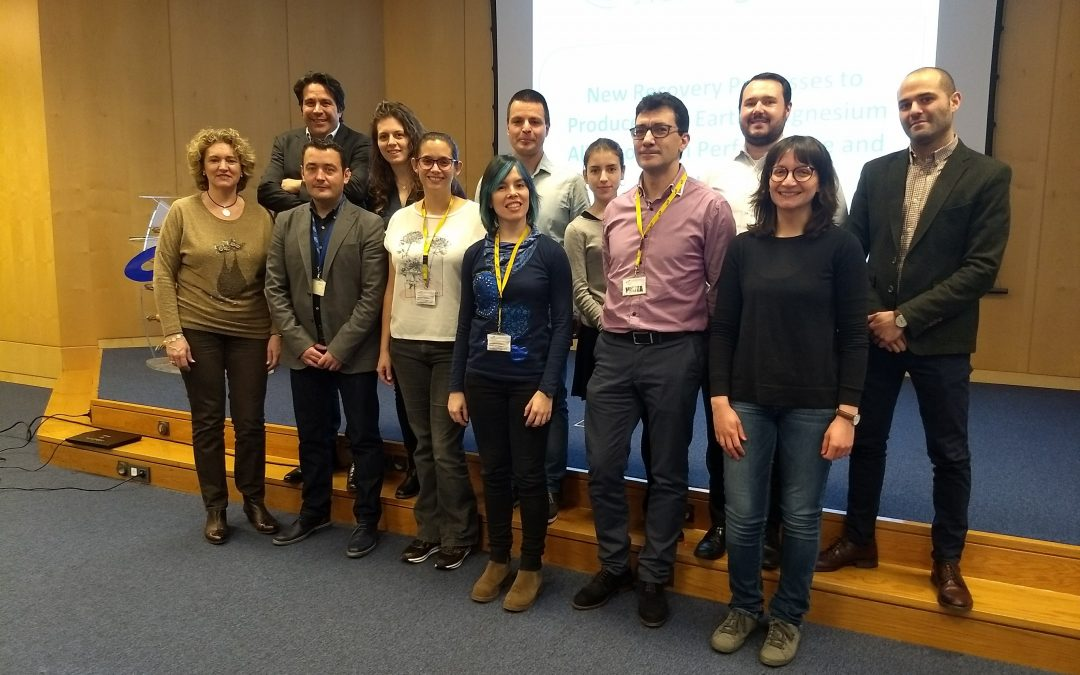 Remaghic, facing the last 6 months in the 30M General Assembly Meeting at Burgos